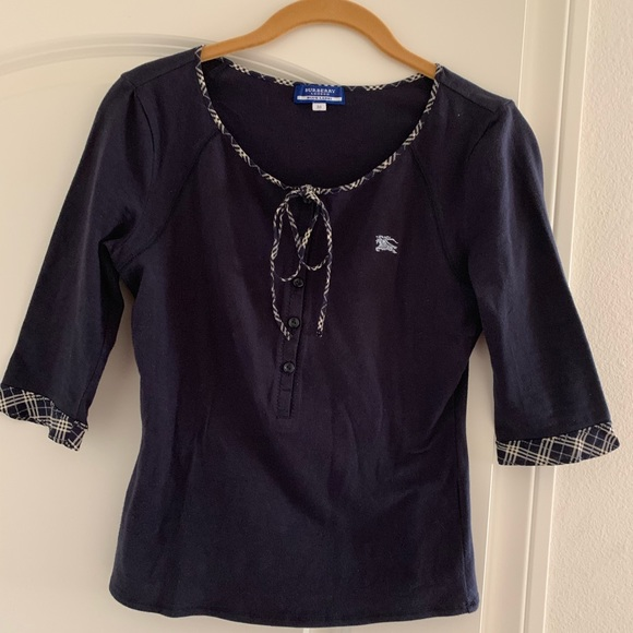 Burberry Tops - Authentic Burberry